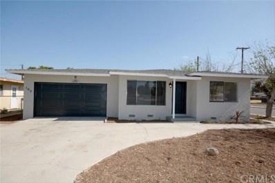 193 E 1st Street, San Jacinto, CA 92583 - MLS#: WS18114518