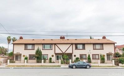3818 Durfee Avenue UNIT 7, El Monte, CA 91732 - MLS#: WS18114933