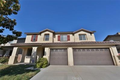 5734 Caliterra Court, Eastvale, CA 92880 - MLS#: WS18116345