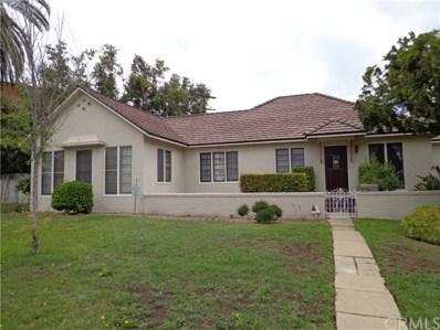 1820 S Los Robles Avenue, San Marino, CA 91108 - MLS#: WS18129100