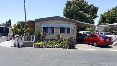 116 Vienna Drive UNIT 85, Santa Ana, CA 92703 - MLS#: WS18132866