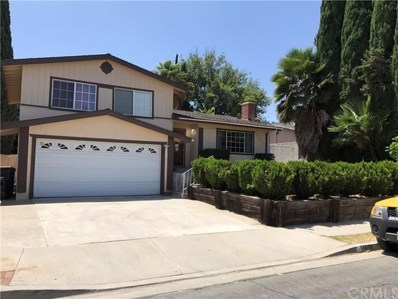 18980 Radby Street, Rowland Heights, CA 91748 - MLS#: WS18135703