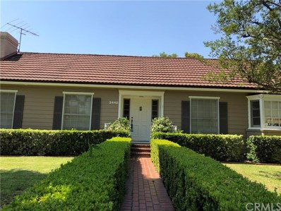2445 Roanoke Road, San Marino, CA 91108 - MLS#: WS18135981