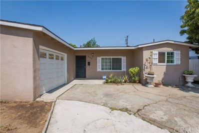 557 Ivanell Avenue, La Puente, CA 91744 - MLS#: WS18137035