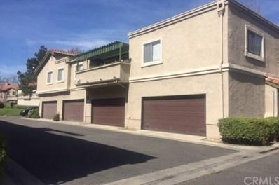 10226 Chaparral Way UNIT G, Rancho Cucamonga, CA 91730 - MLS#: WS18137423