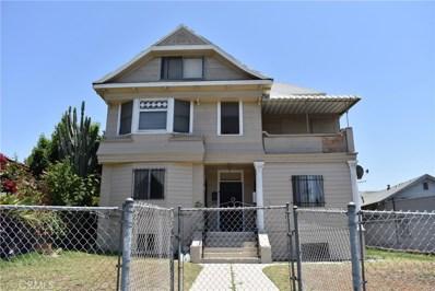 2428 Hancock Street, Lincoln Heights, CA 90031 - MLS#: WS18137739