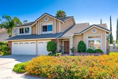 5580 Feather Grass Lane, Yorba Linda, CA 92887 - MLS#: WS18145707