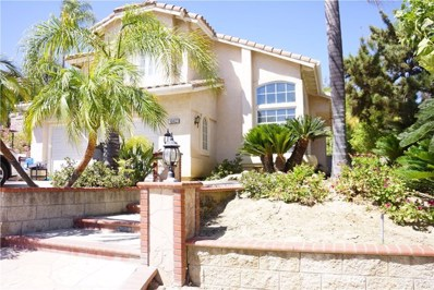 1862 Rancho Hills Drive, Chino Hills, CA 91709 - MLS#: WS18153705