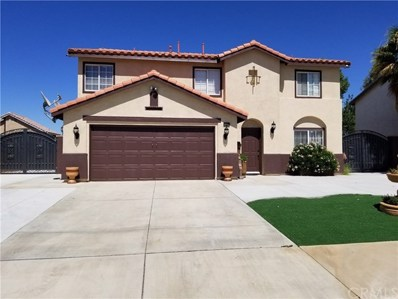 14807 Arabian Run Lane, Victorville, CA 92394 - MLS#: WS18161689