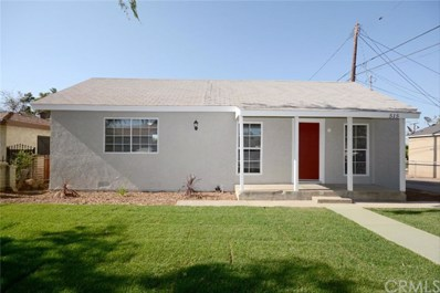 515 W 4th Street, Corona, CA 92882 - MLS#: WS18161923