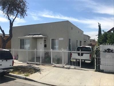 1210 E 68th Street, Los Angeles, CA 90001 - MLS#: WS18162792