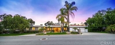 6135 Ocean Terrace Drive, Palos Verdes Peninsula, CA 90275 - MLS#: WS18164510