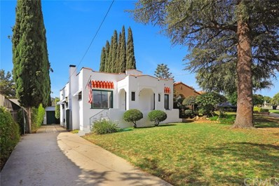 3017 W Commonwealth Avenue, Alhambra, CA 91803 - MLS#: WS18165187