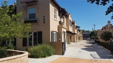 754 Fairview Avenue UNIT D, Arcadia, CA 91007 - MLS#: WS18167432