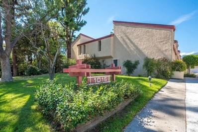 1015 Arcadia Avenue UNIT 15, Arcadia, CA 91007 - MLS#: WS18168216