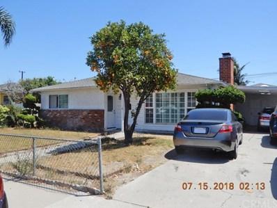 1262 W Hemlock Street, Oxnard, CA 93033 - MLS#: WS18171205