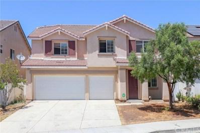 26914 Snow Canyon Circle, Moreno Valley, CA 92555 - MLS#: WS18172510