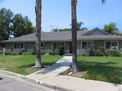 1163 N Laurel Avenue, Upland, CA 91786 - MLS#: WS18175097