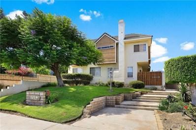 1019 Fairview Avenue UNIT F, Arcadia, CA 91007 - MLS#: WS18177894