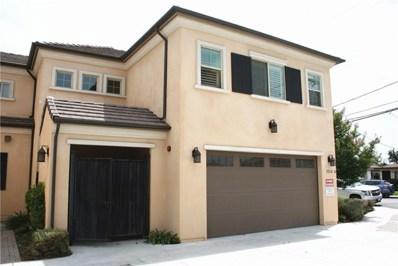 5526 Sultana Avenue UNIT A, Temple City, CA 91780 - MLS#: WS18180154