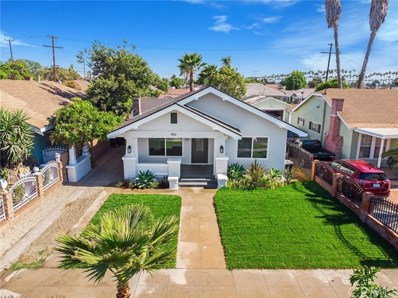 1910 W 42nd Place, Los Angeles, CA 90062 - MLS#: WS18180454