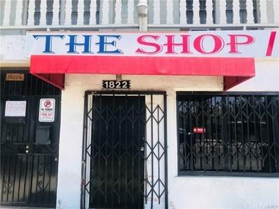 1822 N Broadway, Los Angeles, CA 90031 - MLS#: WS18188993
