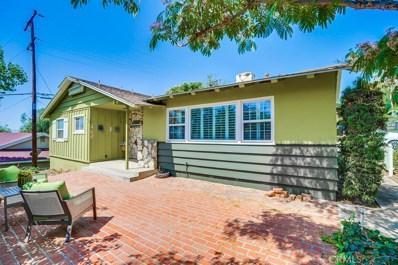 1021 N Euclid Street, La Habra, CA 90631 - MLS#: WS18192920