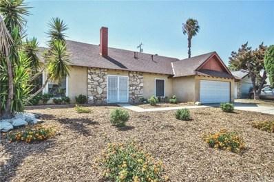 1334 N Pampas Avenue, Rialto, CA 92376 - MLS#: WS18194821