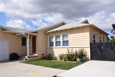 1633 Lancewood Avenue, Hacienda Heights, CA 91745 - MLS#: WS18198024