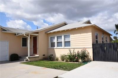 1633 Lancewood Avenue, Hacienda Heights, CA 91745 - MLS#: WS18198024