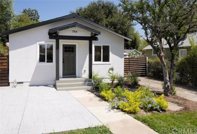 1744 Newport Avenue, Pasadena, CA 91103 - MLS#: WS18200146