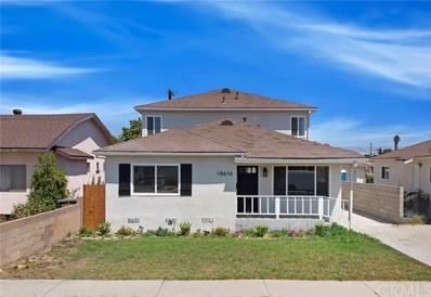 18416 Devlin Avenue, Artesia, CA 90701 - MLS#: WS18200361