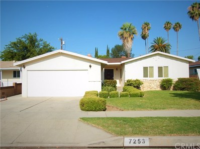 7253 Jumilla Avenue, Winnetka, CA 91306 - MLS#: WS18205666
