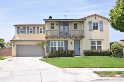 6603 Black Forest Drive, Eastvale, CA 92880 - MLS#: WS18206339
