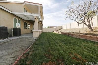 1292 Huckleberry Lane, San Jacinto, CA 92582 - MLS#: WS18207140
