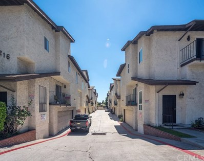 11216 Lower Azusa Road UNIT D, El Monte, CA 91731 - MLS#: WS18212302
