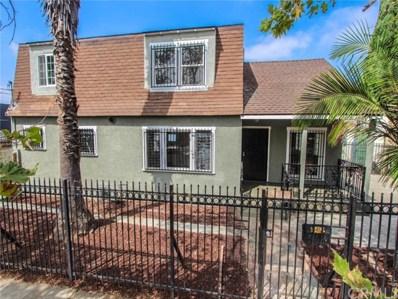 2901 10th Avenue, Los Angeles, CA 90018 - MLS#: WS18212600