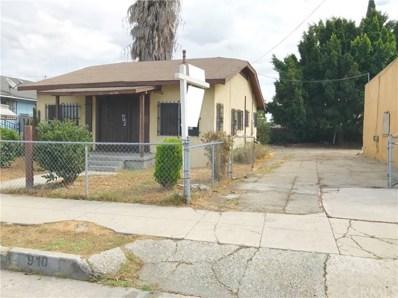 910 N Tamarind Avenue, Compton, CA 90220 - MLS#: WS18213217