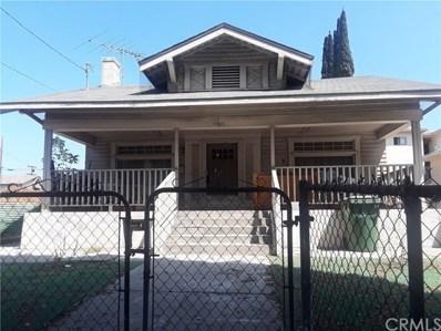 2617 E 4th Street, Los Angeles, CA 90033 - MLS#: WS18216316
