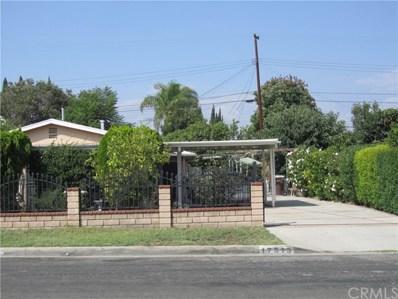 17513 Renault Street, La Puente, CA 91744 - MLS#: WS18216385