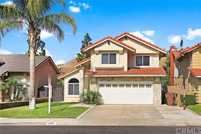 4965 Lotus Avenue, Yorba Linda, CA 92887 - MLS#: WS18218167