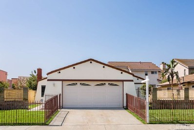 12272 Mulhall Street, El Monte, CA 91732 - MLS#: WS18222343