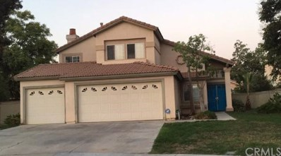 16340 Sabina Court, Moreno Valley, CA 92551 - MLS#: WS18222471