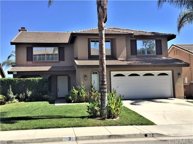 3 Del Copparo, Lake Elsinore, CA 92532 - MLS#: WS18229197