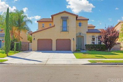 6703 Black Forest Drive, Eastvale, CA 92880 - MLS#: WS18229645