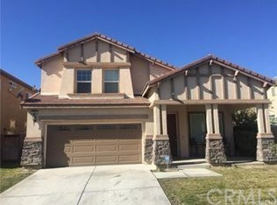 1783 Cross Gateway Street, Hemet, CA 92545 - MLS#: WS18233096
