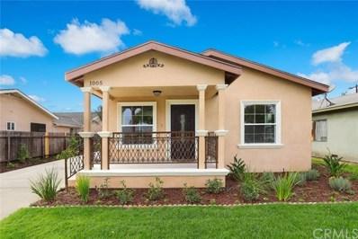1005 Montecito Drive, San Gabriel, CA 91776 - MLS#: WS18234248
