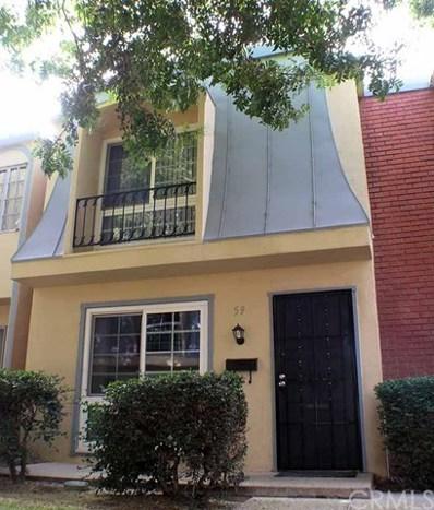 1800 W Gramercy Avenue UNIT 59, Anaheim, CA 92801 - MLS#: WS18240903