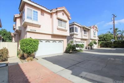 14335 Beckner Street, La Puente, CA 91744 - MLS#: WS18246829