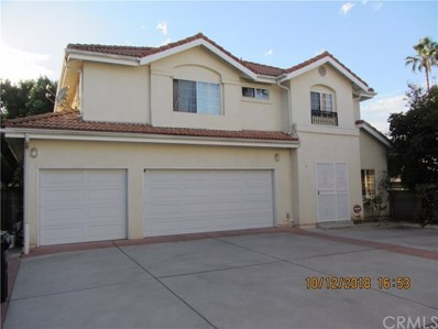 435 Sefton Avenue UNIT D, Monterey Park, CA 91755 - MLS#: WS18253506